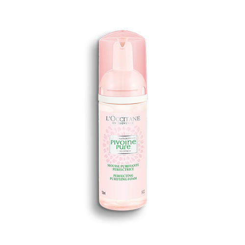 Mousse Purifiante Perfectrice Pivoine