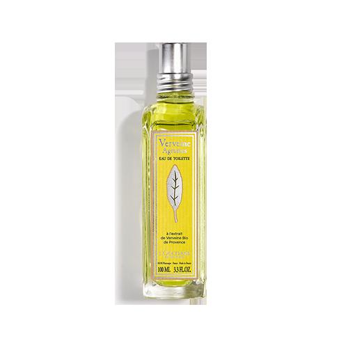 Parfum Léger Dété Verveine Agrumes Loccitane