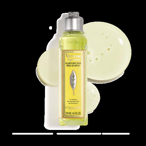 Shampoing Frais Verveine Agrumes 250 ml