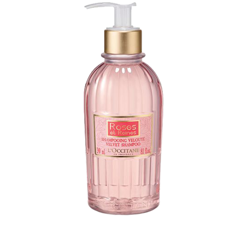 Shampoing Velouté Roses et Reines