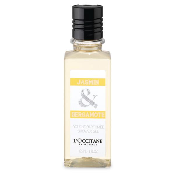 Douche parfumée Jasmin & Bergamote