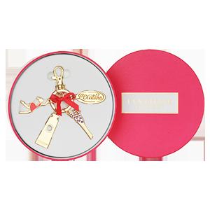 מחזיק מפתחות במהדורה מוגבלת