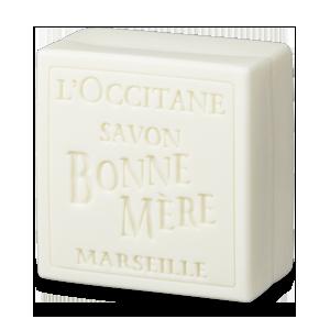 סבון טבעי מוצק בון מר- חלב