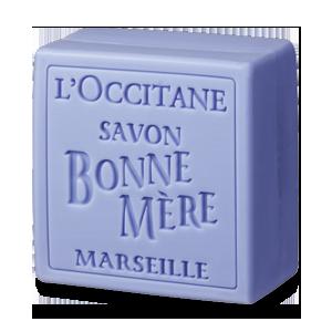 סבון טבעי מוצק בון מר- לבנדר