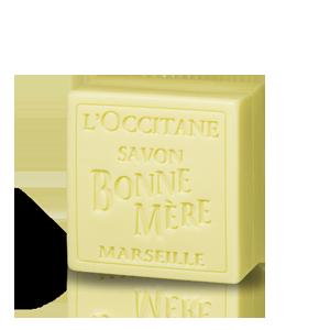 סבון טבעי מוצק בון מר - לימון