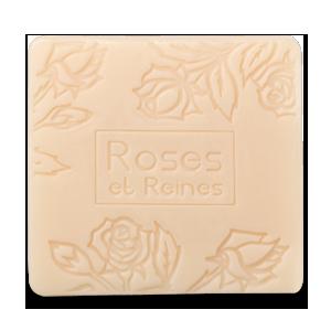 סבון מוצק עדין במיוחד Roses et Reines
