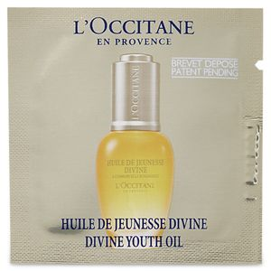 Divine Youth Oil Sample