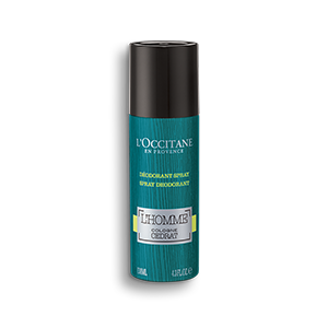 homme colonge cedrat spray deodorant