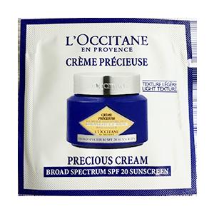 Precious Light Cream SPF20 Sample