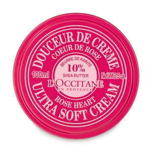 Rose Heart Shea Ultra Soft Cream