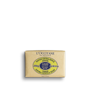 Shea Butter Extra Gentle Soap Verbena