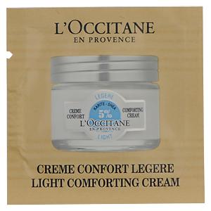 Shea Butter Light Comforting Cream Sample