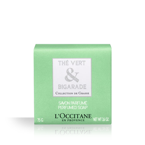 The Vert and Bigarade Perfumed Soap