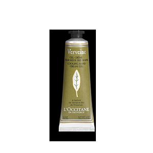 Verbena Cooling Hand Cream Gel Travel Size