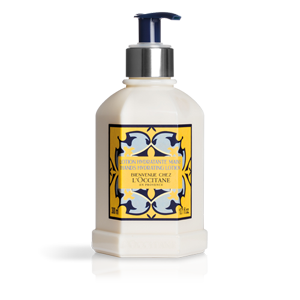Welcome to L'OCCITANE hand lotion