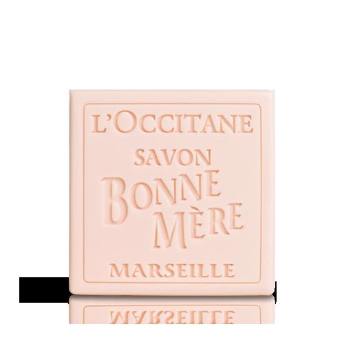 סבון טבעי מוצק בון מר - אפרסק