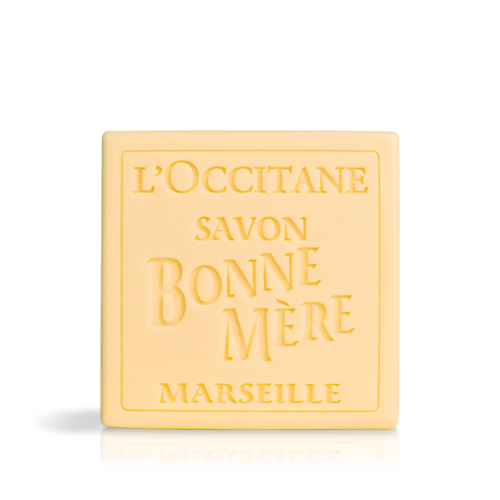סבון טבעי מוצק בון מר - דבש