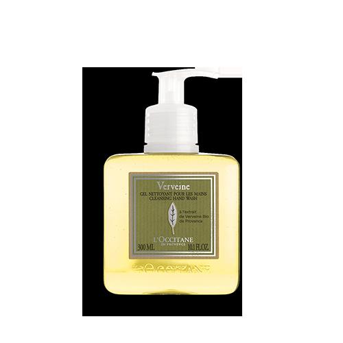 סבון ידיים עדין בניחוח וורבנה