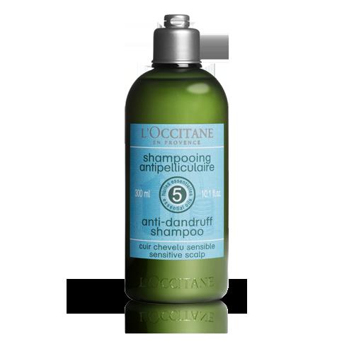 Anti-Dandruff Shampoo for Sensitive Scalp