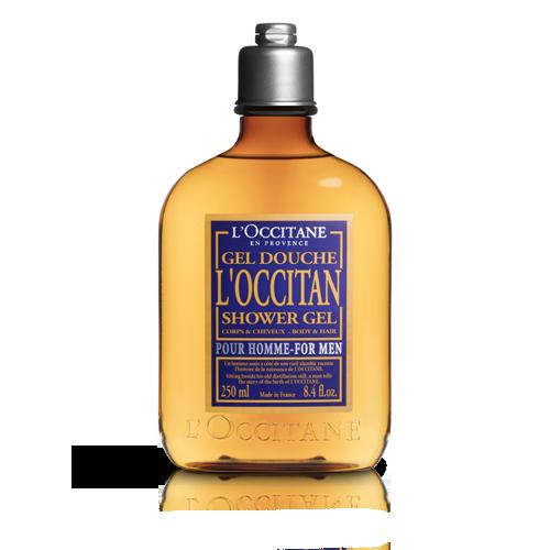 L'Occitan ג'ל רחצה לגוף ולשיער