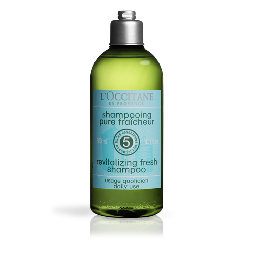 Revitalizing Fresh Shampoo