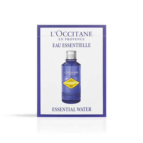 Sample Immortelle Essential Water for the Face