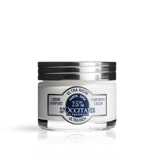Shea Butter Ultra Rich Comforting Cream