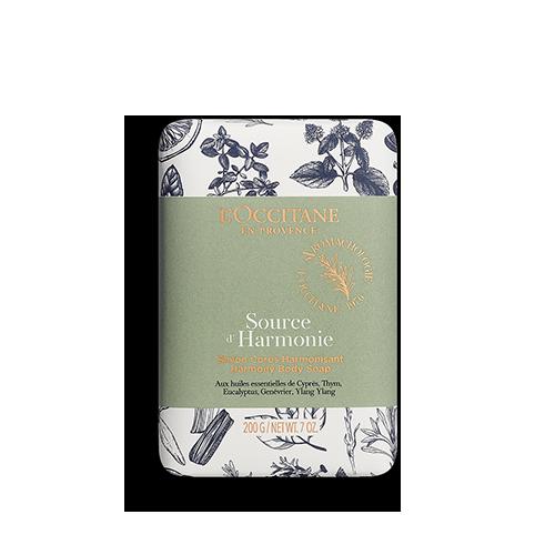 Source d'Harmonie Harmony Body Soap