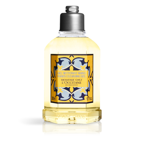 Welcome to L'OCCITANE hand wash