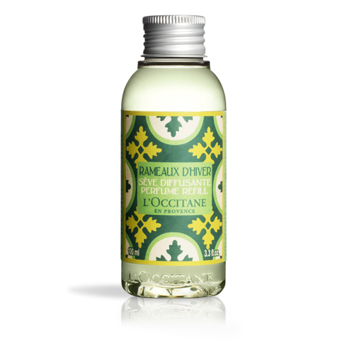 Winter Forest Home Diffuser Perfume