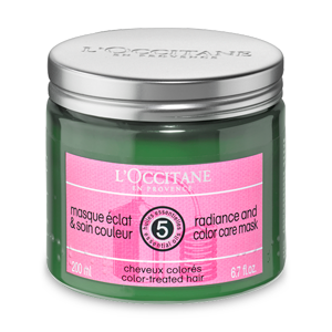 Aromachologie Radiance and Color Care Mask