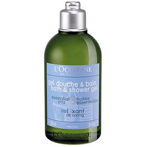 Relaxing Bath & Shower Gel