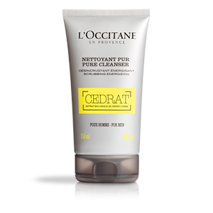 Cedrat Face Cleanser
