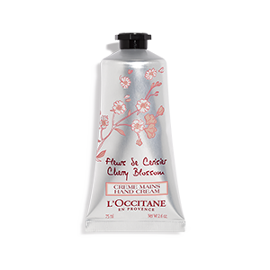Cherry Blossom Petal Soft Hand Cream
