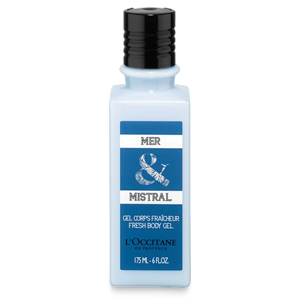 Fresh Body Gel Mer & Mistral