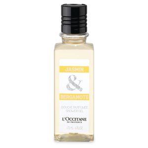 Jasmin & Bergamote Perfumed Shower Gel