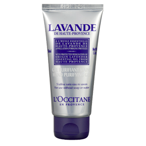 Lavender Hand Purifying Gel organic certified*