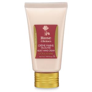 Rose 4 Reines Velvet Hand Cream