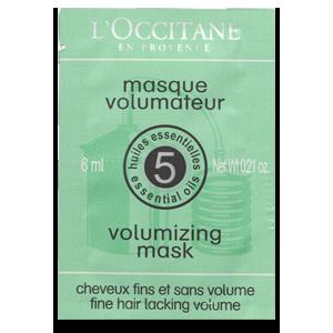 Volumizing mask