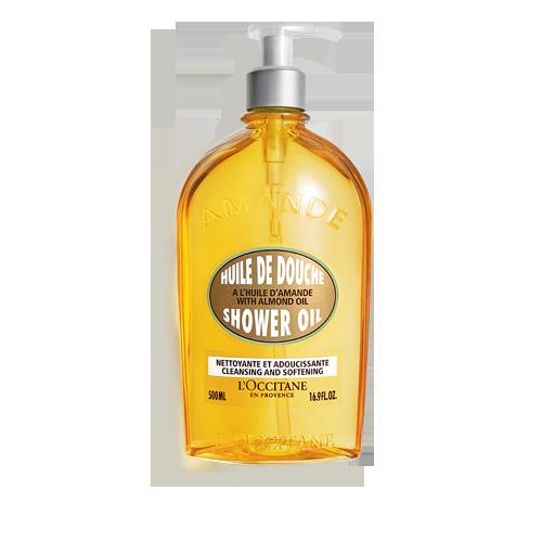 Almond Shower Oil