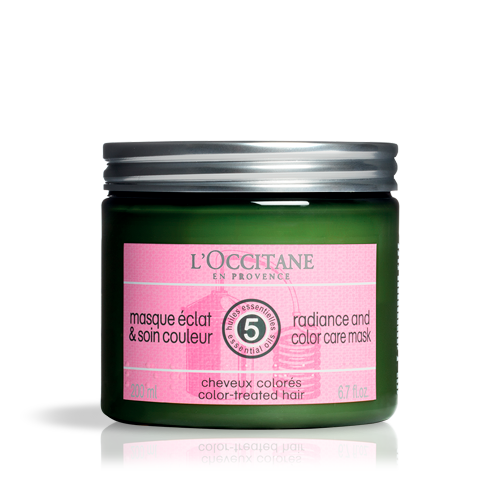 Aromachologie Radiance and Color Care Mask 200ml