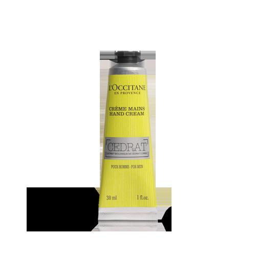 Cedrat Hand Cream 30 ml