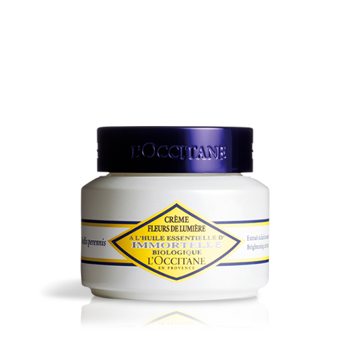 Immortelle Brightening Moisture Cream