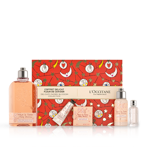 Limited Edition Cherry Blossom Gift Set