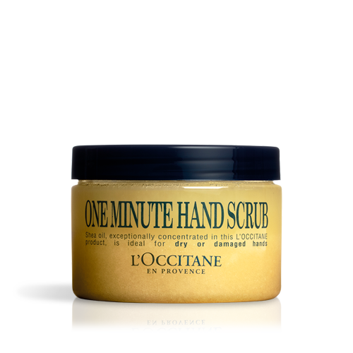 Shea Butter One Minute Hand Scrub 100ml