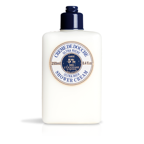 Shea Butter Ultra Rich Shower Cream