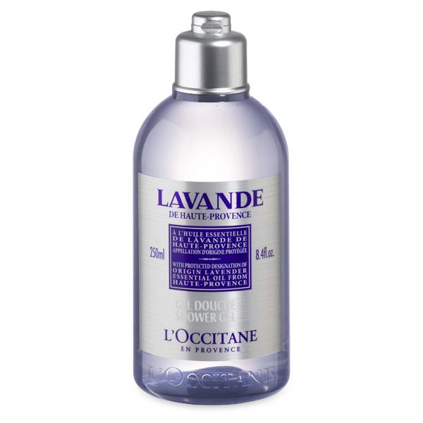 Lavender Shower Gel organic certified *
