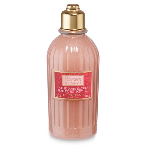 Roses et Reines Pearlescent body gel 250ml
