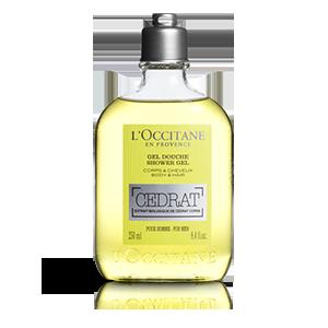 Cedrat Shower Gel