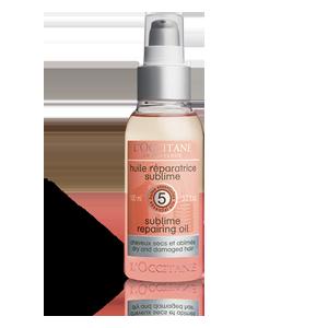 Dvofazno obnavljajuće ulje za suhu i oštećenu kosu